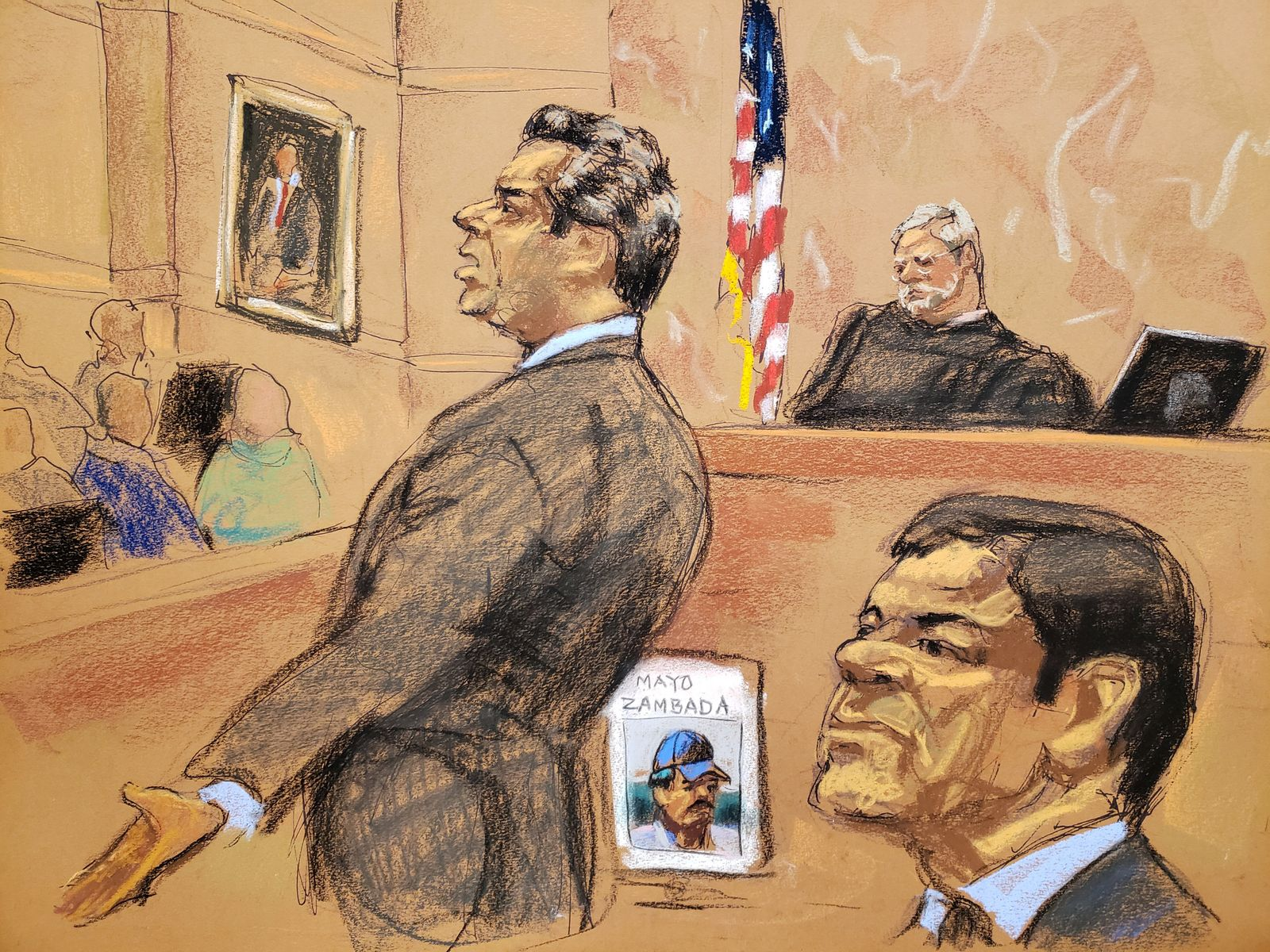 "Jeffrey Lichtman ""El Chapo"""