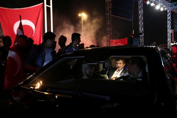 Ahmet Davutoglu: Einst Erdogans Verbündeter, nun sein Widersacher