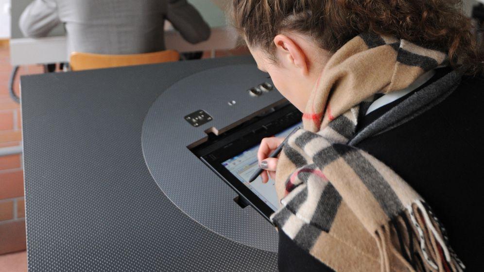 Papierlose Privatschule: Allgemeine Tablet-Reife