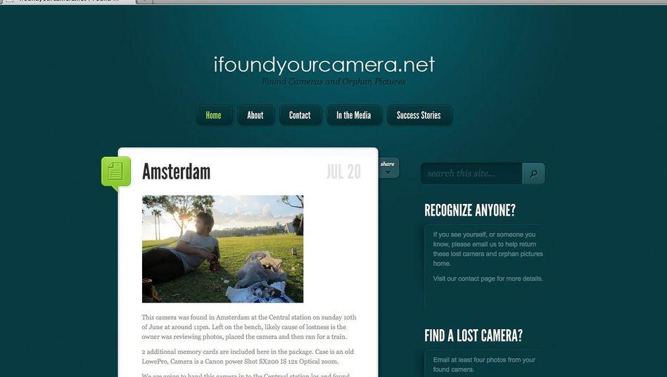 """Finderportal """"I found your camera"""": Wer kann beurteilen, welche Bilder harmlos sind?"""