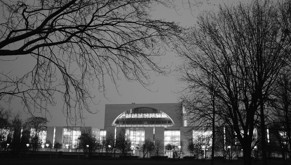 The Chancellery in Berlin
