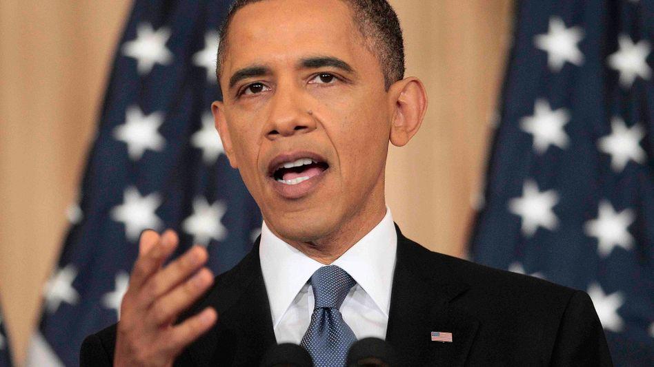 Obamas Grundsatzrede: Marshall ohne Plan