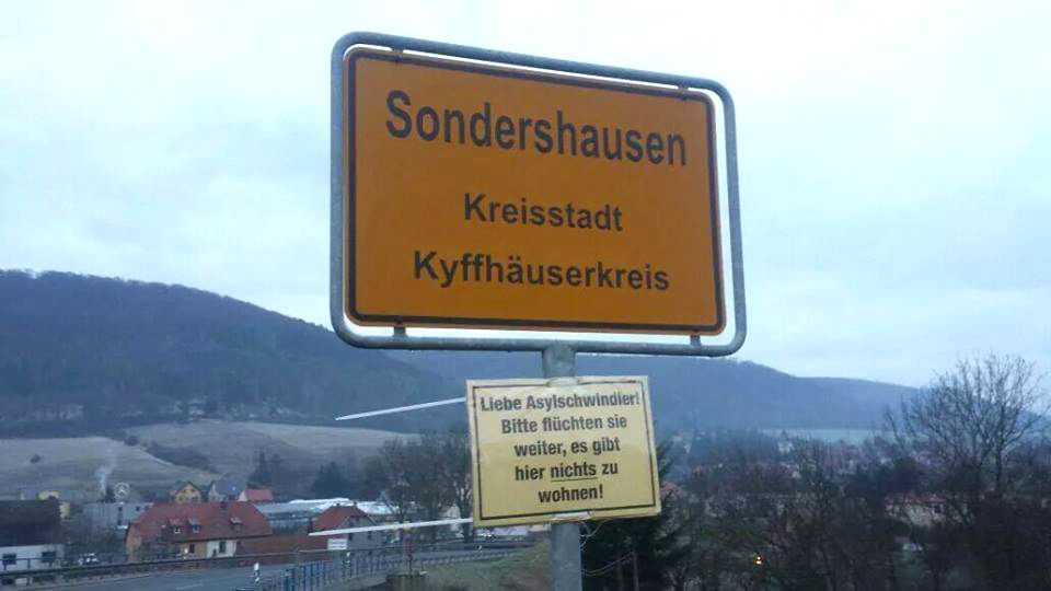 EINMALIGE VERWENDUNG Sonderhausen/ facebook/ Sonderhausen ist Bunt