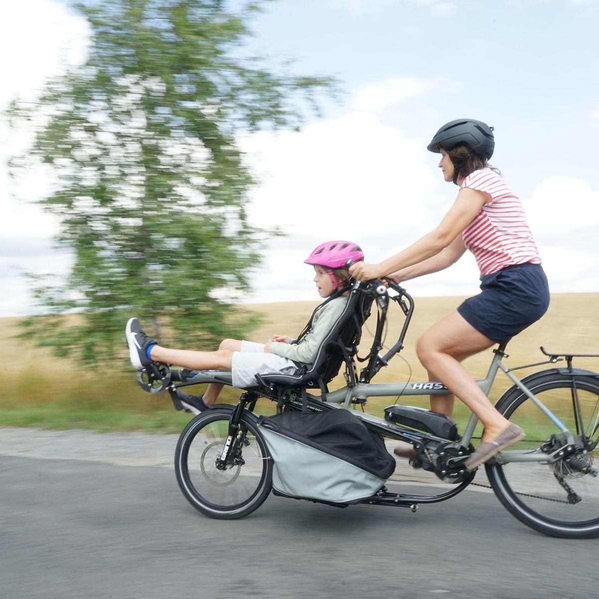 Tandem Hase Bikes Pino Steps: Fahrrad ersetzt Kleinwagen