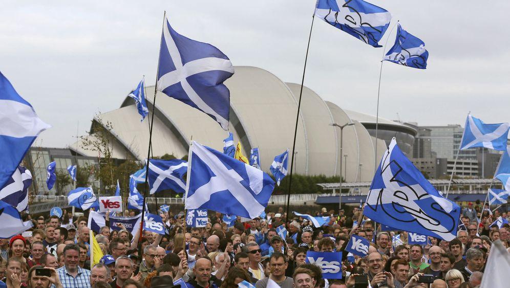 Referendum zur Unabhängigkeit: Yes, No - Schottland, go?