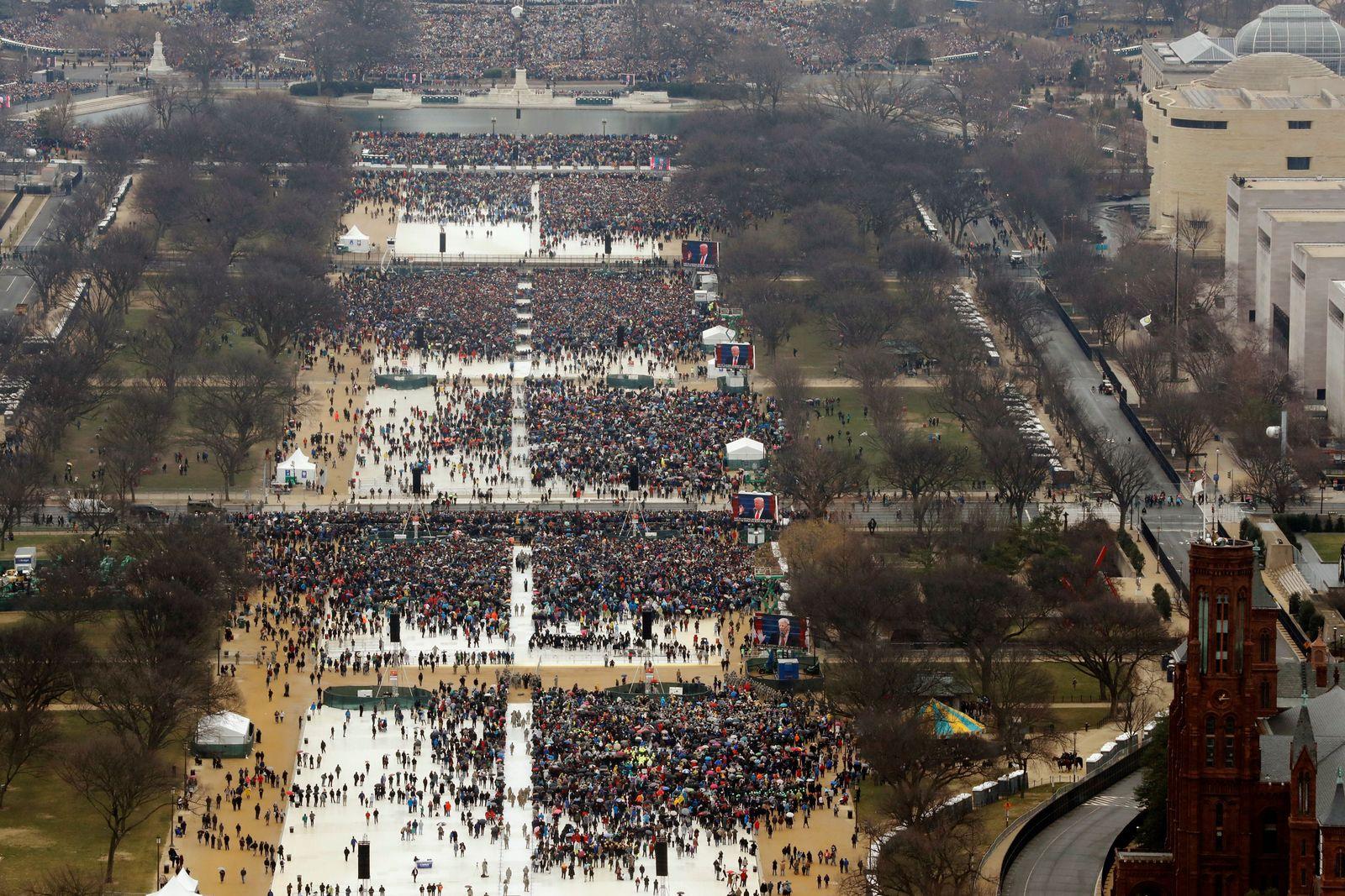 Trump / Inauguration