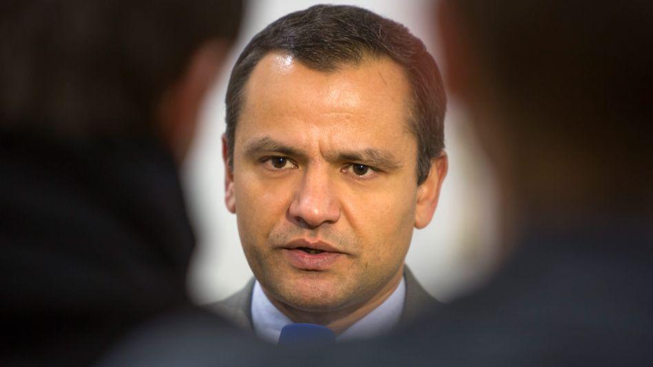 SPD-Politiker Edathy: Wo ist der Dienst-Laptop?