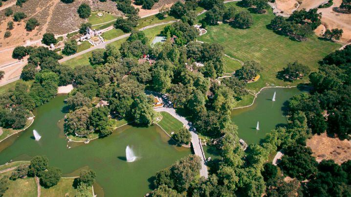 Michael Jacksons Anwesen: Die Neverland Ranch