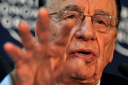 Konzernchef: Rupert Murdoch spricht über seine Pläne für das Internet