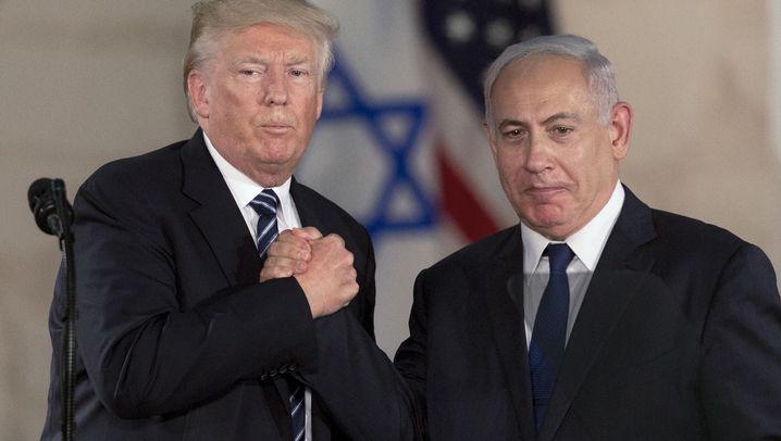 Trumps Entscheidung: Fokus auf Jerusalem