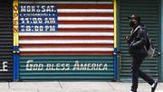 US-Arbeitslosigkeit geht trotz Coronakrise deutlich zurück
