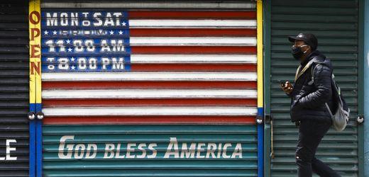 US-Wirtschaft: Arbeitslosigkeit geht trotz Corona deutlich zurück – schnelle Lockerungen