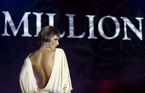 Millionärsmesse: Weniger Reiche weltweit