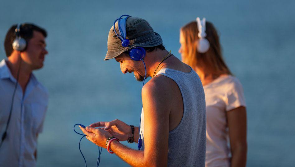 Weltbewältigungsinstrument Kopfhörer