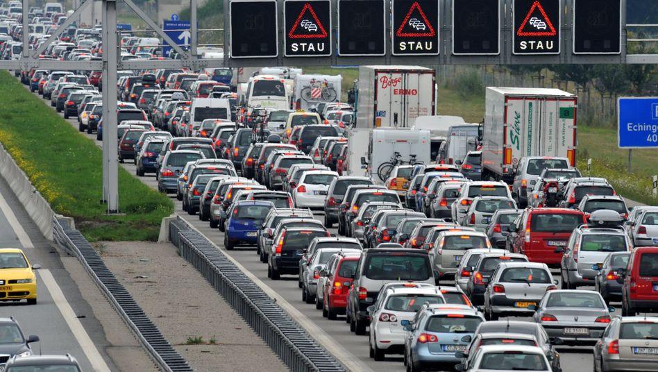 A9 bei München: Der Abgaskompromiss ist vorerst gescheitert