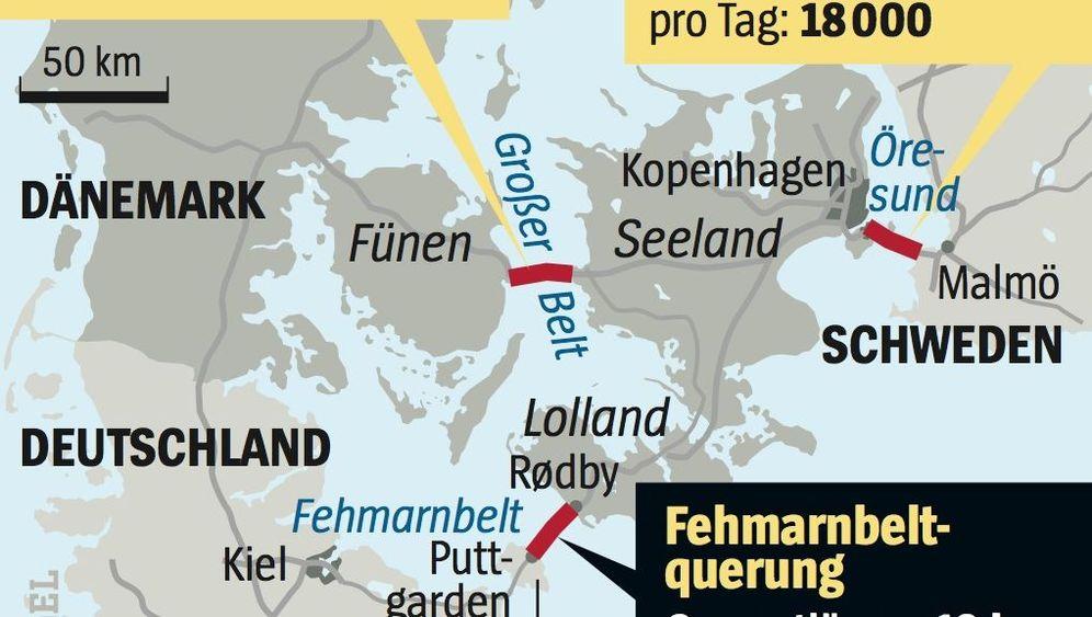 Bilderstrecke: So soll der Tunnel unter dem Fehmarn-Belt aussehen