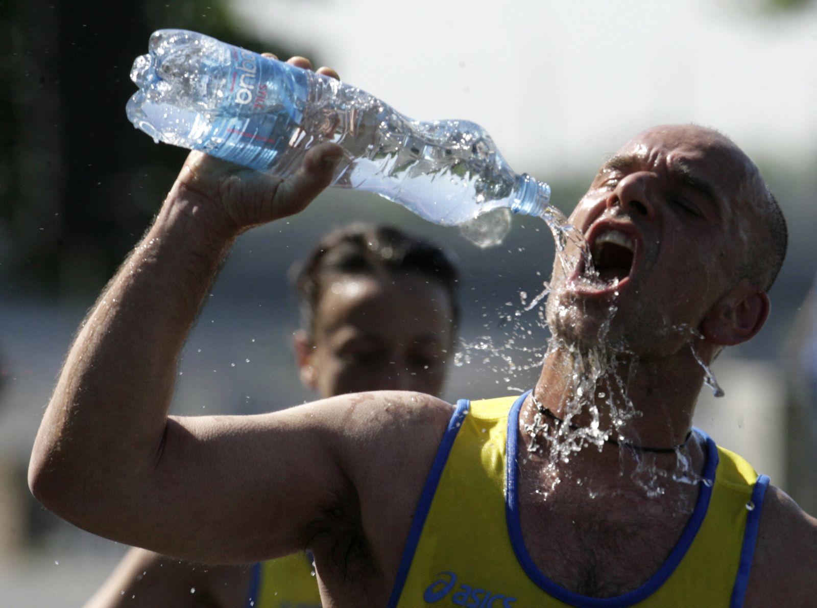 NICHT MEHR VERWENDEN! - Joggen / Marathon / Wasser