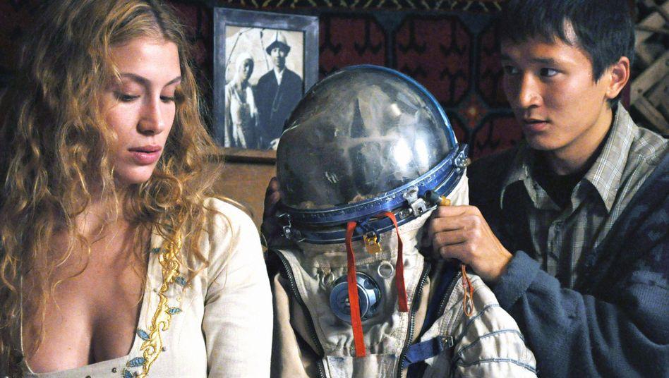 """Kino-Märchen """"Baikonur"""": Mitder Rost-Raketeins galaktische Glück"""