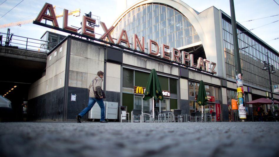 Alexanderplatz in Berlin: Ort der tödlichen Attacke auf Jonny K.