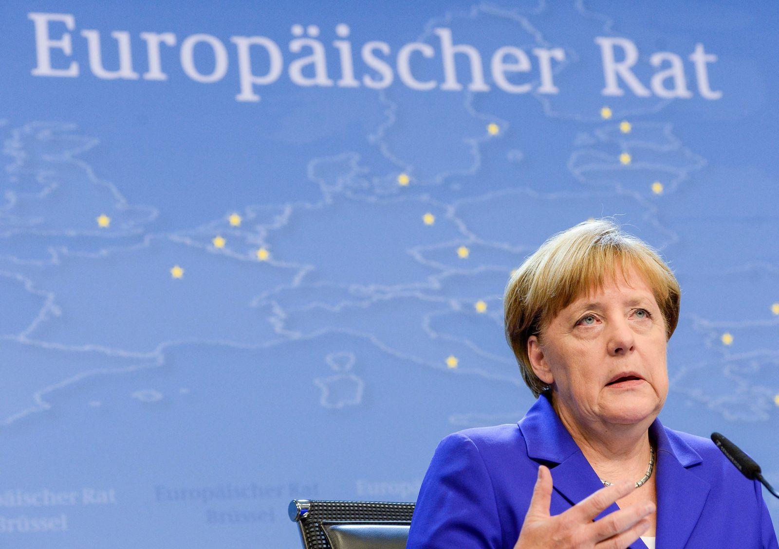 EU summit after British referendum to leave bloc