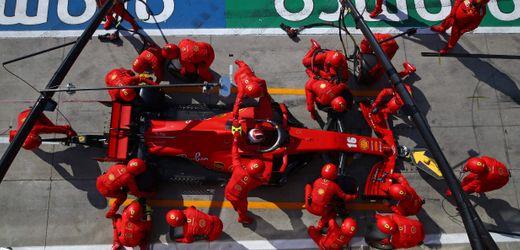 Ferrari vor dem 1000. Rennen in der Formel 1: Ein folgenschwerer Betrug