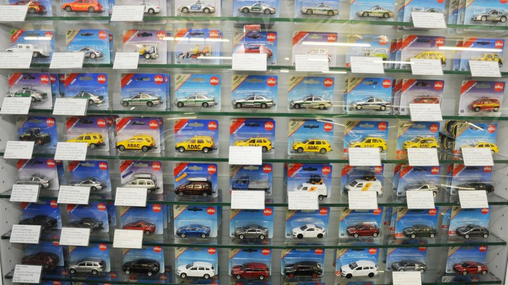 Modellautomuseum: Der Vollständigkeit halber