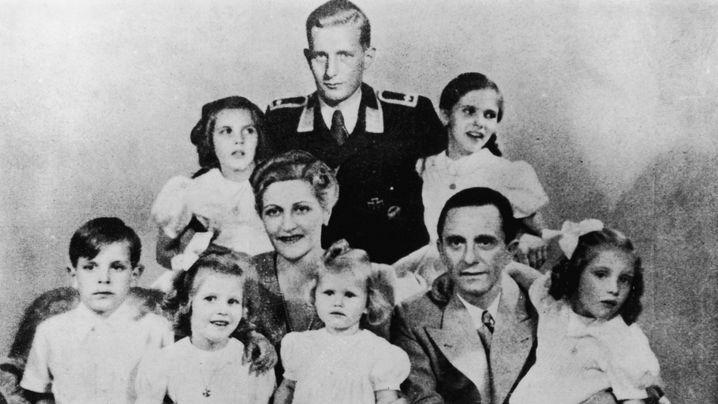 """Tod der Goebbels-Kinder: """"Es ist besser, wir nehmen sie mit"""""""
