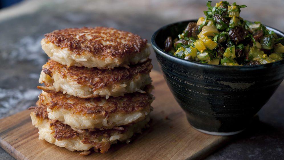Rezept für Reisküchlein: Runde Sache