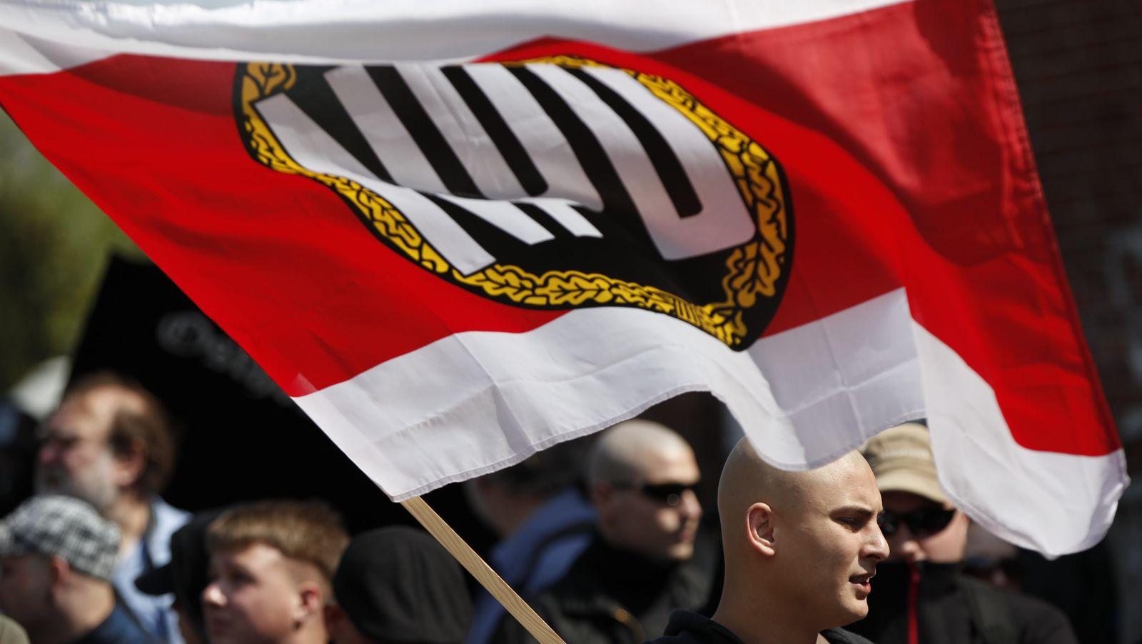 NICHT VERWENDEN Extremismus / NPD / Verbot
