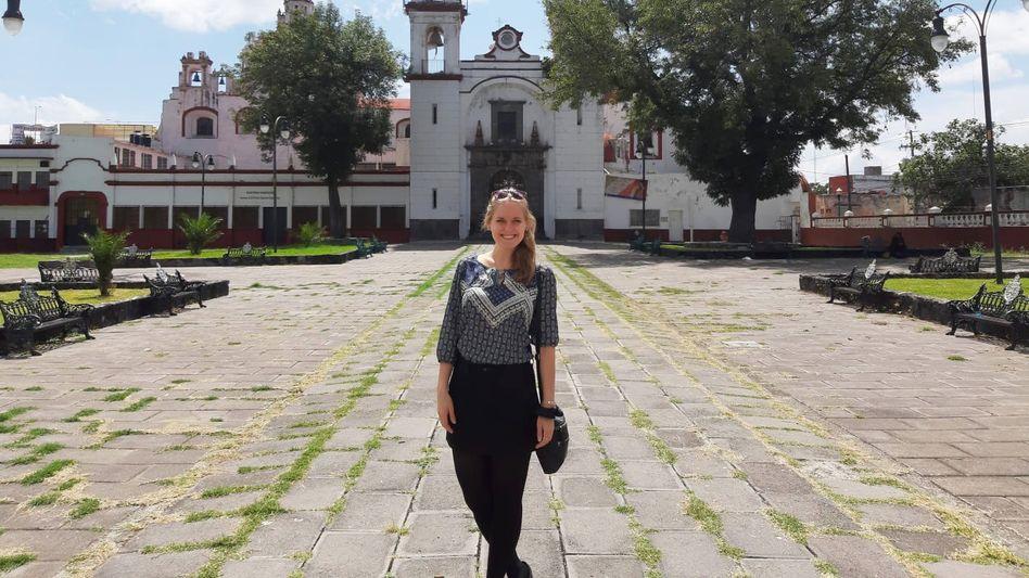 Laura, 28: Während des Shutdowns das Programmieren für sich entdeckt