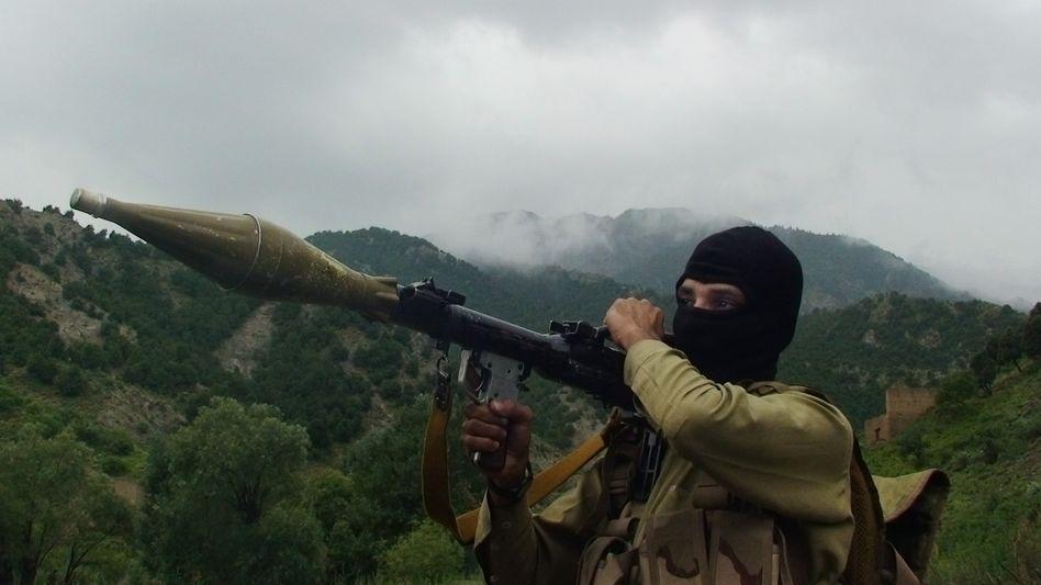 """Pakistanischer Taliban-Kämpfer: """"Kollaborateure des Teufels"""""""