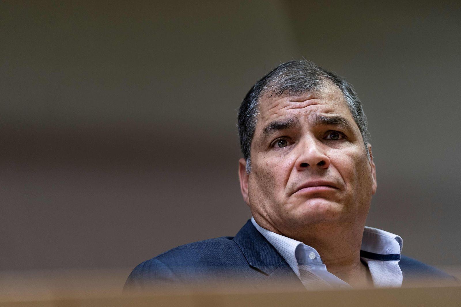 FILES-ECUADOR-POLITICS-CORRUPTION-CORREA