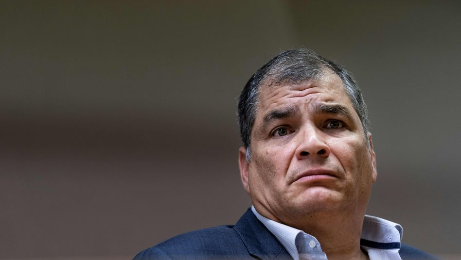 "Rafael Correa: ""Es ist nichts bewiesen worden"""