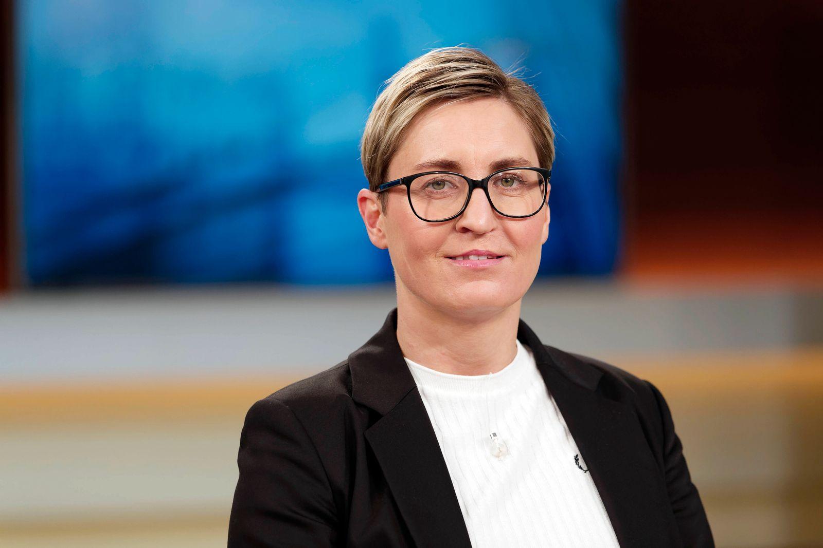 Susanne Hennig-Wellsow 2020-02-23, Berlin, Deutschland Susanne Hennig-Wellsow (Die Linke), Landesvorsitzende und Frakti