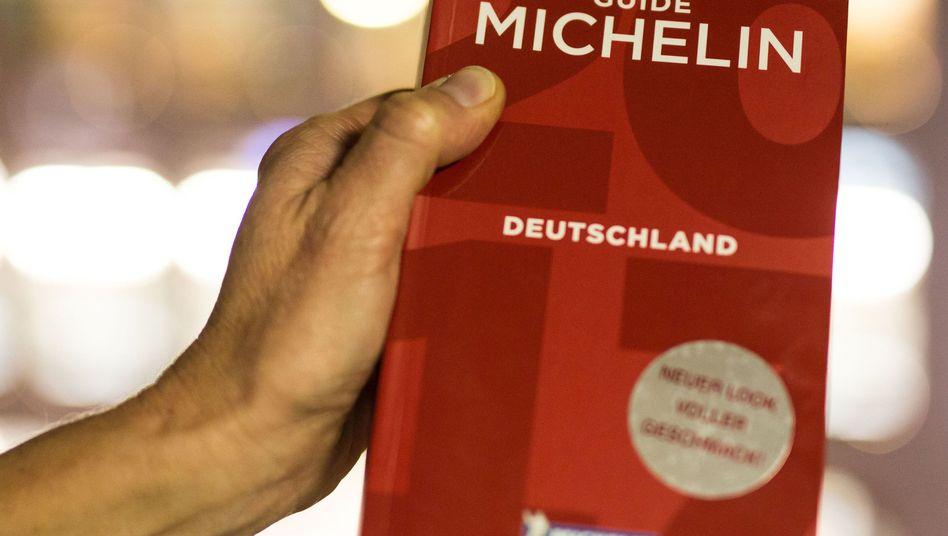 """""""Guide Michelin Deutschland"""" (Symbolbild)"""