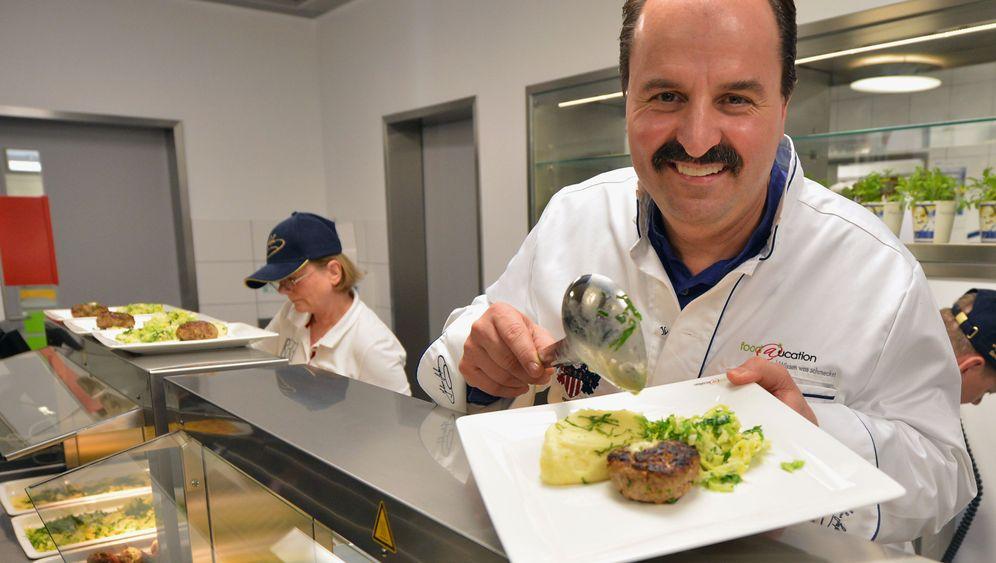 Lafers neue Mensa: Wo Schüler speisen wie Gourmets