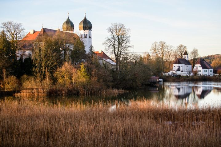 Kloster Seeon: Politischer Seismograf
