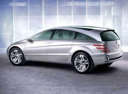Mercedes' GST soll Luxus mit Laderaum vereinen