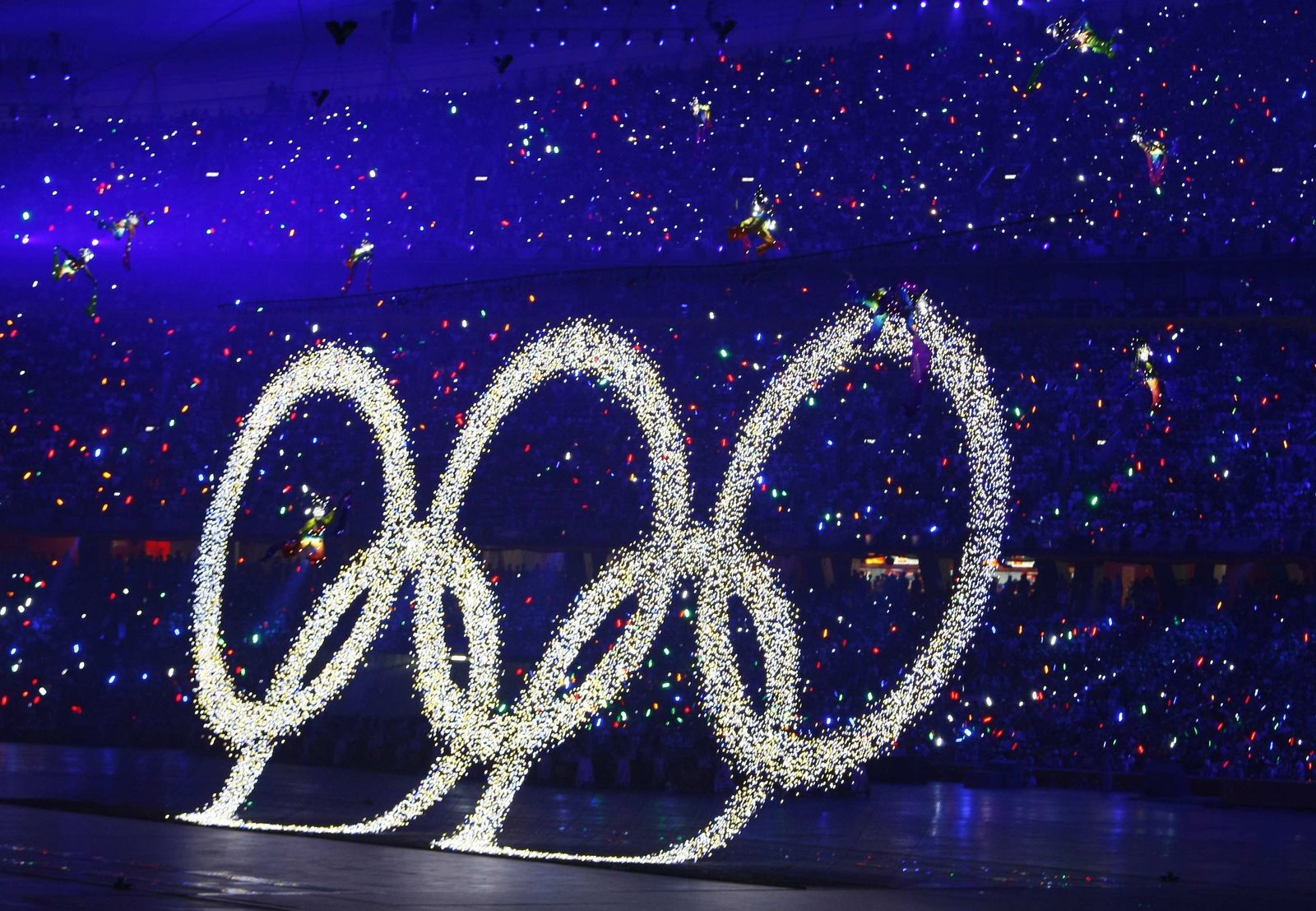 OLYMPICS/OPENING