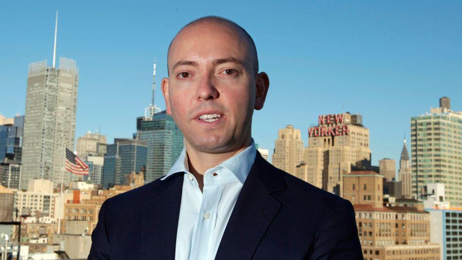 """Ex-Banker Smith: """"Man muss an die Öffentlichkeit treten, um das System zu ändern"""""""