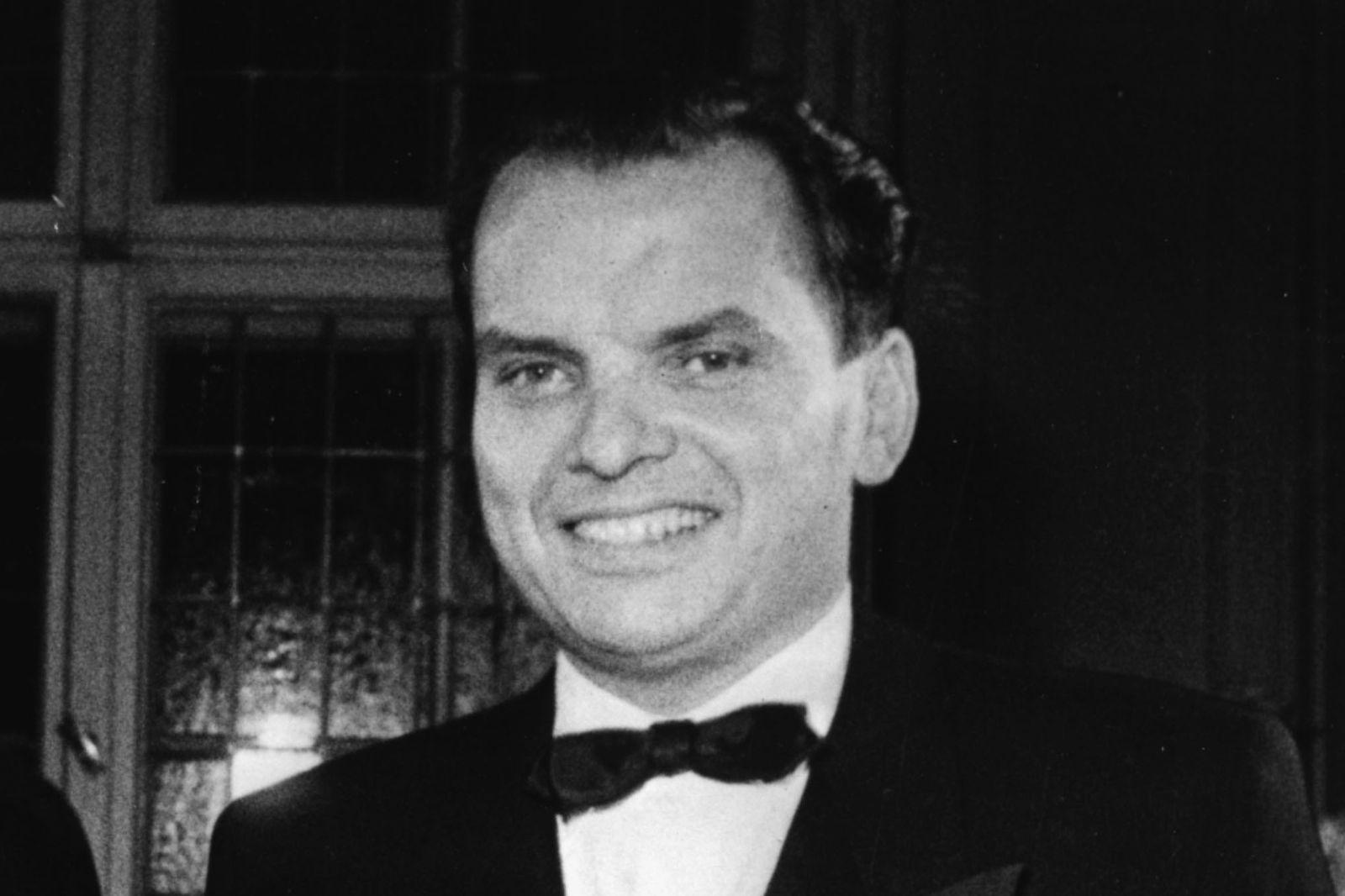 G. Schroeder mit A. Bauer, 1956