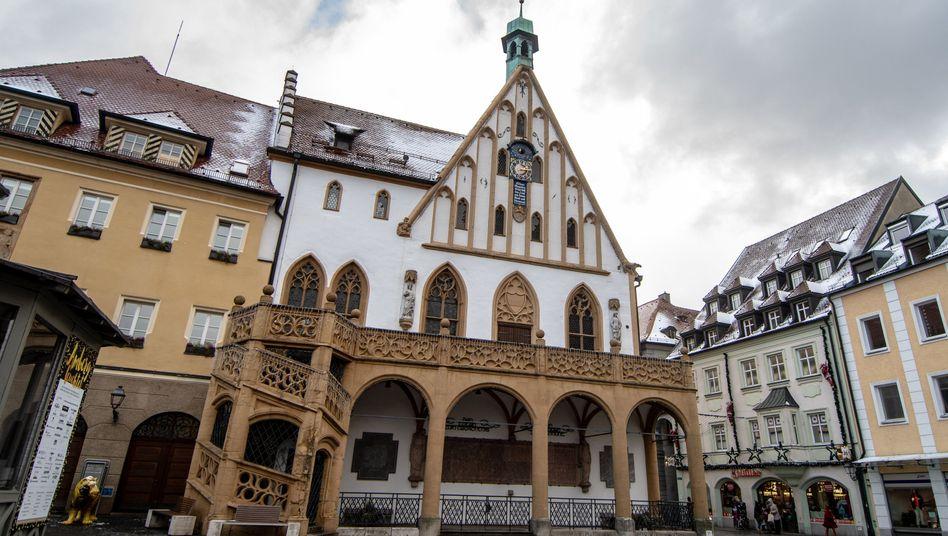 Rathaus von Amberg