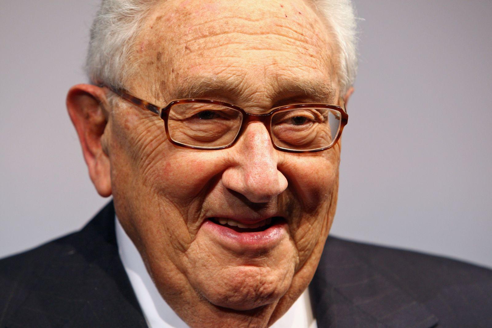 Henry Kissinger 2009