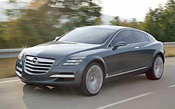 Botschafter von Opels neuem Selbstbewusstsein: Studie Insignia
