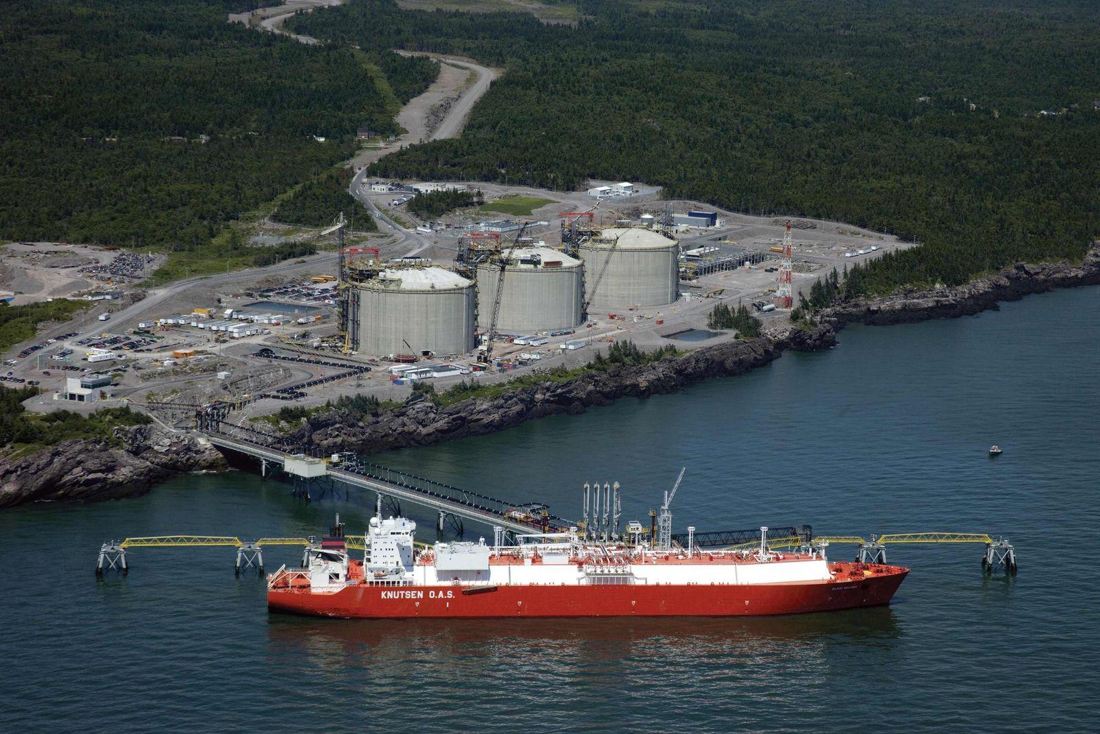 CANADA-LNG/EAST