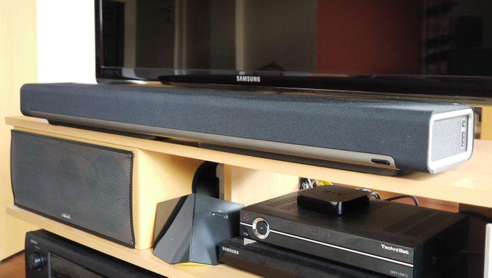 Raumklang aus der Röhre: Das ist der Sonos Playbar