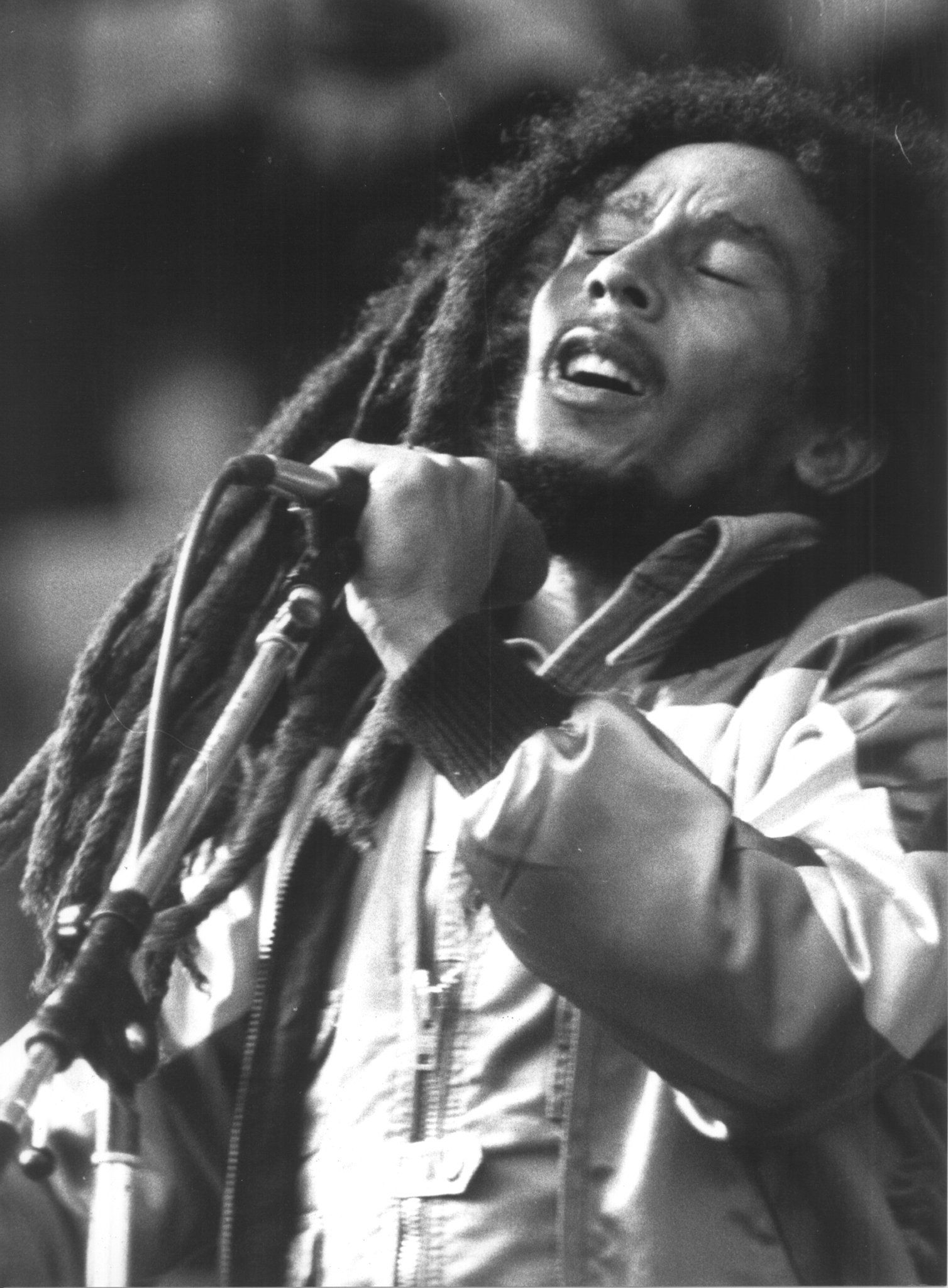 Retro/ Bob Marley