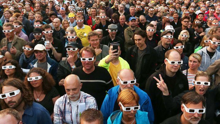 Kraftwerkkonzert zur Tour de France: Klanggewitter der Mensch-Maschinen