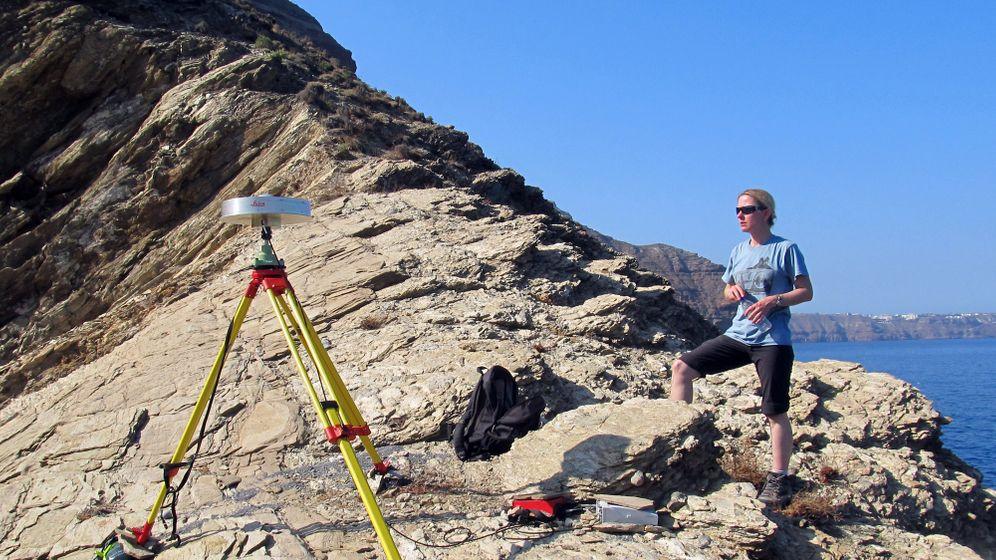 Vulkan Santorin: Der schlummernde Gigant