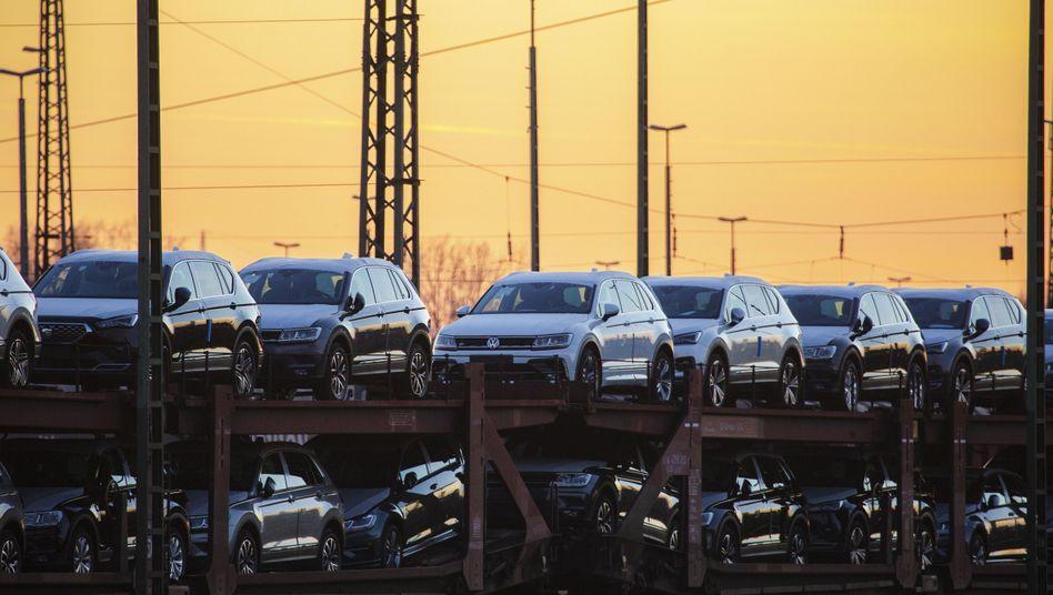 Autotransportzug: Arbeitsplatzabbau in großem Stil